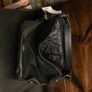 Brand new Jessica Simpson large black purse